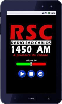 Radio São Carlos AM screenshot 1