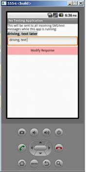 Do Not Text screenshot 2