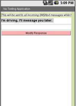 Do Not Text screenshot 4