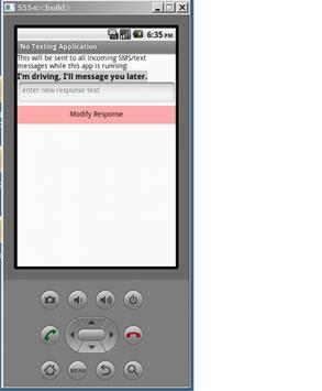Do Not Text screenshot 5