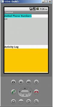 TextHub apk screenshot