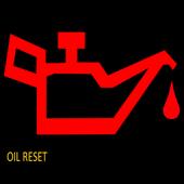 OIL RESET icon