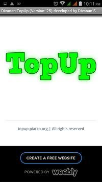 Divanan TopUp apk screenshot