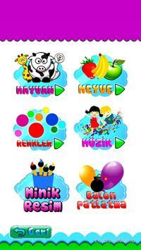 Minik Play Çocuk Oyunları poster