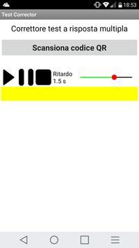 TestCorrector screenshot 1