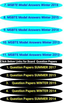 MSBTE Model Answers and Question Papers screenshot 2