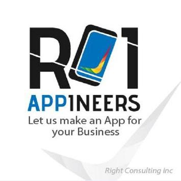 RCI-Appineers Business Card poster