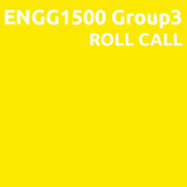 ENGG1500 ROLL CALL GROUP3 icon