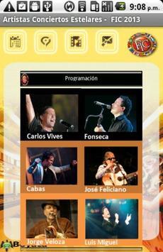 Festival Internacional Cultura screenshot 1