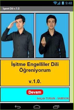 İşaret Dili apk screenshot
