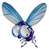 Toca la mosca -  Angry Flies icon