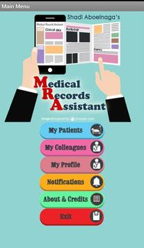 Medical Records Assistant poster