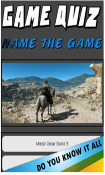 GameQuiz screenshot 1