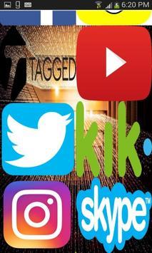 ALL IN ONE social apk screenshot