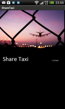 Share Taxi poster
