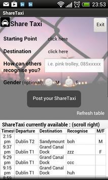 Share Taxi screenshot 1