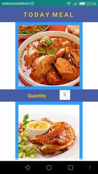 restaurant form screenshot 1