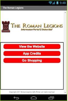 Roman Legions 101 poster