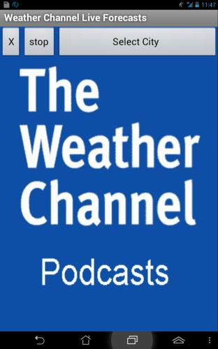 Live Weather Channel Podcast for Android - APK Download