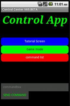 Control App poster