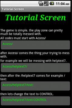 Control App screenshot 1