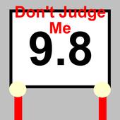 Don't Judge Me icon