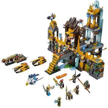 Building Blocks Set Chima apk screenshot