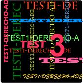 TEST3 Derecho para ADE icon