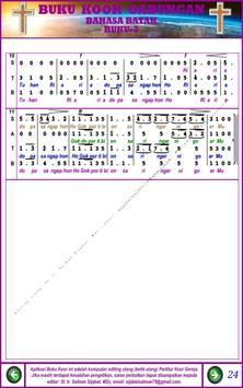 BukuKoorGabunganBahasaBatak_2_Tablet_FREE screenshot 5