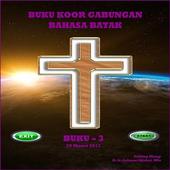 BukuKoorGabunganBahasaBatak_3_Phone_FREE icon