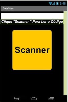 QR Scanner Code apk screenshot
