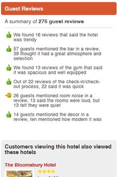 Hotel Price Scanner screenshot 4
