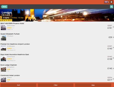 Hotel Price Scanner screenshot 5