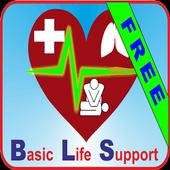BLS-CPR RIANIMAZIONE Free icon