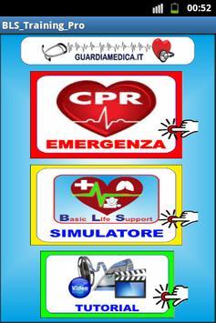 BLS-CPR RIANIMAZIONE Free poster