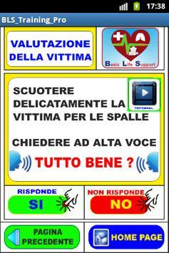 BLS-CPR RIANIMAZIONE Free screenshot 1