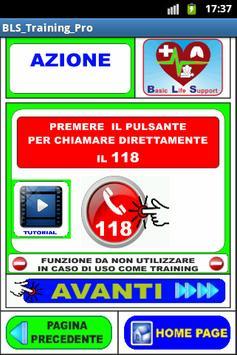 BLS-CPR RIANIMAZIONE Free screenshot 2