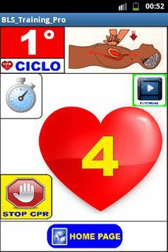 BLS-CPR RIANIMAZIONE Free screenshot 3