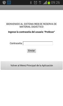 Sistemas Escolares (Nocturna) apk screenshot