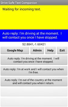 Drive Safe Text Companion Free for Android - APK Download