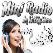 Mini Radio Am 1512 Khz Stereo icon