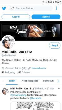 Mini Radio screenshot 4