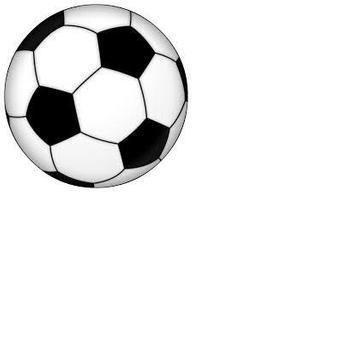 Soccer scores poster