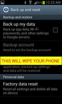 Miil's Shortcuts for Android screenshot 6