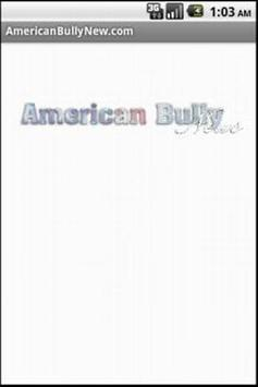 American Bully News poster
