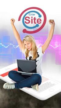 Criar site para empresas e MEI poster
