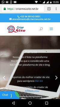 Criar site para empresas e MEI apk screenshot