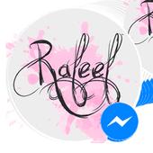 Rafeef Fashion icon
