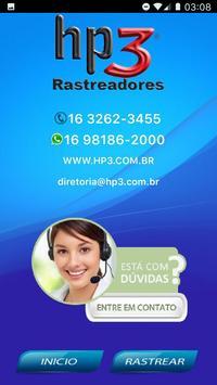HP3 Rastreadores screenshot 1