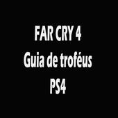 Guia de troféus far cry 4 ps4 icon